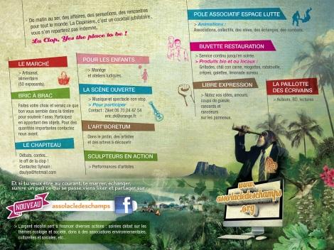 programme Village en fête 2018