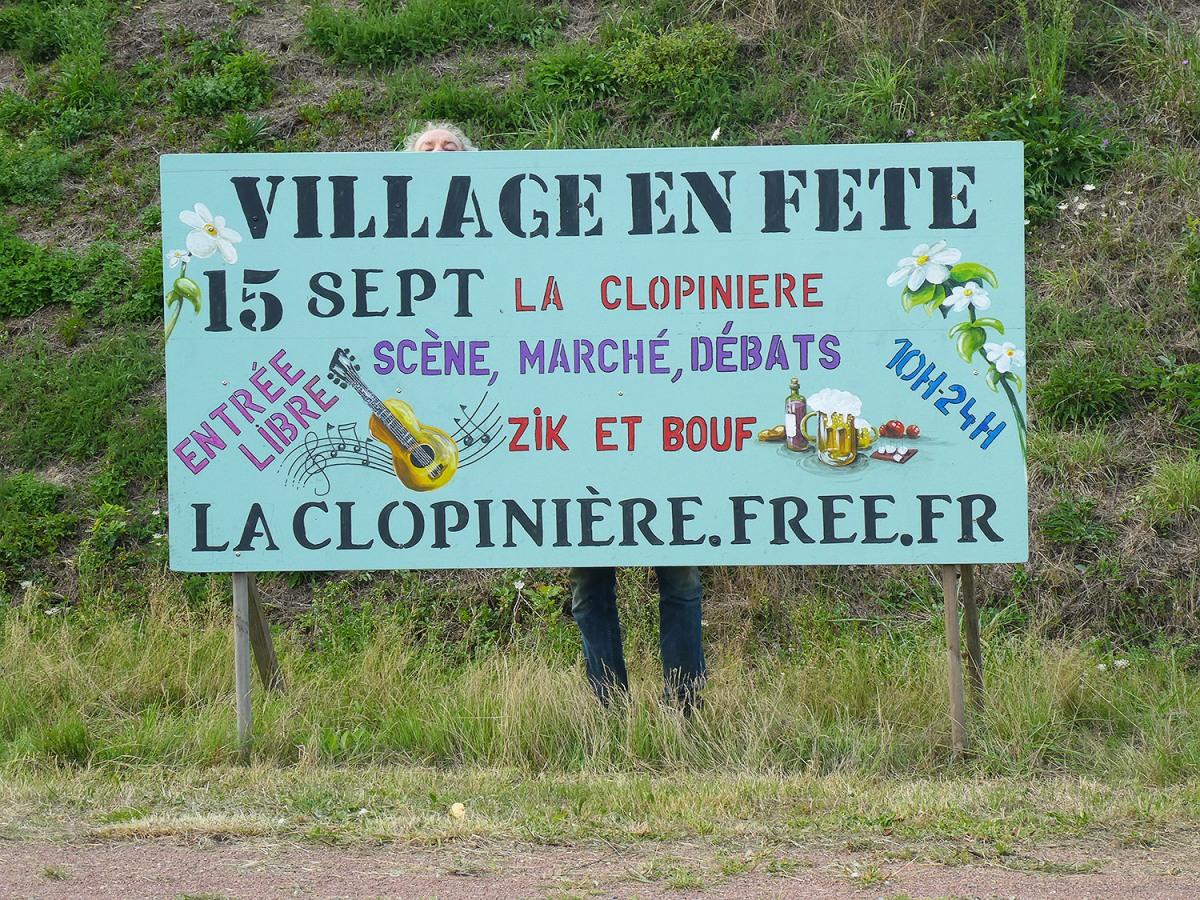 Village en fête 2019 La Clopinière